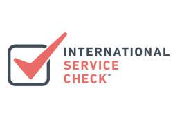 International Service Check
